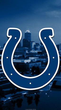 Indianapolis Colts Mobile City Team Logo Wallpaper Indianapolis Colts Indianapolis Colts Football Indianapolis Colts Logo