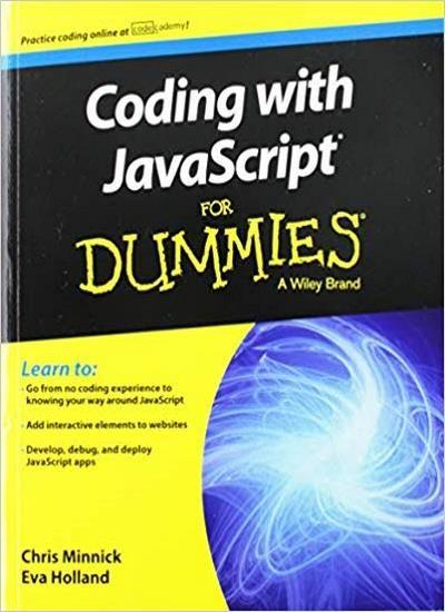 Coding With Javascript For Dummies Download Pdf Javascript Web Development Programming Coding