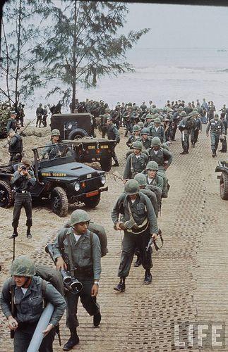Da Nang 1965 15 Vietnam War Photos Vietnam War Vietnam