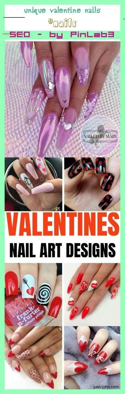 Unique valentine nails #nails #keywords #niches #seo #beauty. valentine nails acrylic, valentine nails designs, valentine nails coffin, valentine nails with gems, valentine nails easy, valentine nails gel, valentine nails pink, valentine nails red, valentine nails simple, valentine nails glitter, valentine nails dip powder, valentine nails stiletto, valentine nails shellac, valentine nails french, rose gold valentine nails, valentine nails almond, valentine nail. #valentines day nails gel almond