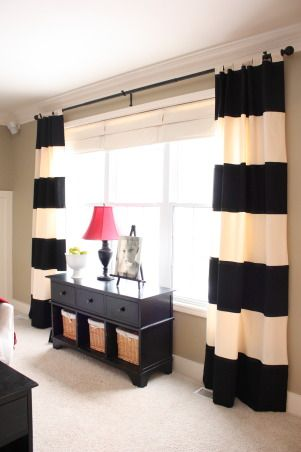 OMG where do I find THESE curtains? Perfect for my bedroom