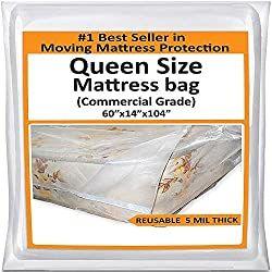 Moving Host Plastic Mattress Bags In 2020 Queen Mattress Mattress Storage Moving Supplies