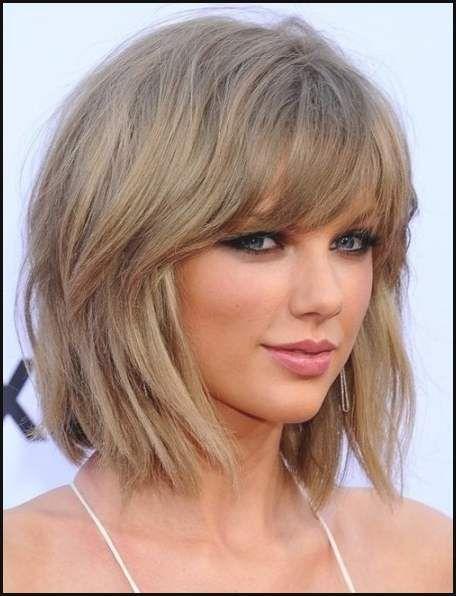 Die Beste Bob Frisur Damen Frisur Damen 2016 Taylor Swift Bob