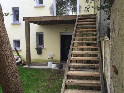 Terrasse bois en kit à monter soi même inspiration terrasses