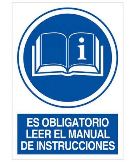 Es Obligatorio Leer El Manual De Instrucciones 2 En 2020 Leer