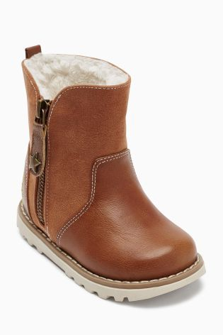 Toddler girl boots, Chelsea ankle boots