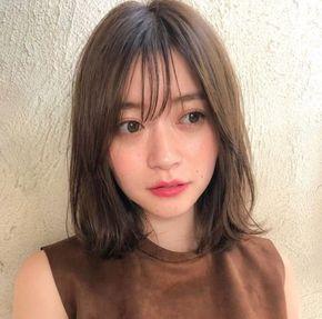 40代髪型 おすすめ ミディアム ヘアカタログ20選 髪型 40代 ヘア