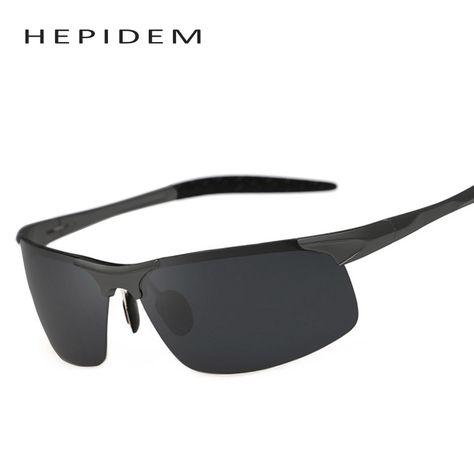 8655e5f7bee5 HOT with box Clothing 2017 Men Aluminum Polarized Sunglasses Sports Cycle  Mirror Fishing Driving Sun Glasses Cheap China Bal k tutma yemler  recreational ...