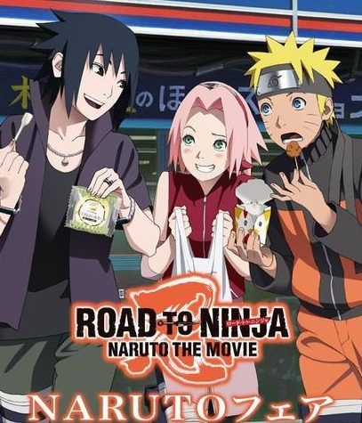 Assistir Naruto Shippuuden Filme 06 Road To Ninja Online Naruto Filme Anime Naruto Naruto