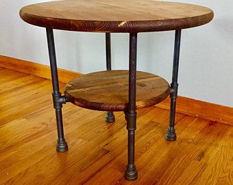 Table Base Etsy Round Wood Table Diy Table Wood Table Diy
