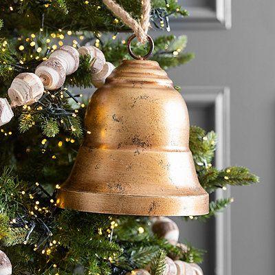 Pin By Ann Colburn On Holidays Gold Christmas Christmas Trends Kirklands Christmas