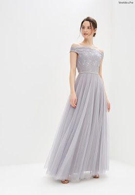 Vestidos De Gala Largos Juveniles En 2019 Vestido De Gala