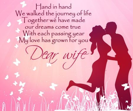 Happy Birthday Wishes for Wife With Love Messages Romantic in – Wife Birthday Greetings