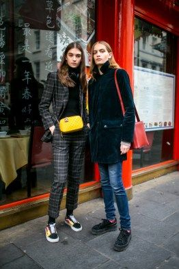 Street Style : They Are Wearing: London Fashion Week Spring/Summer 2018