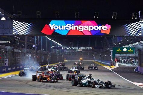 Formule 1 : Grand-Prix de Singapour, présentation