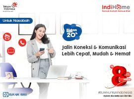 Promo Indihome Komunikasi Aplikasi