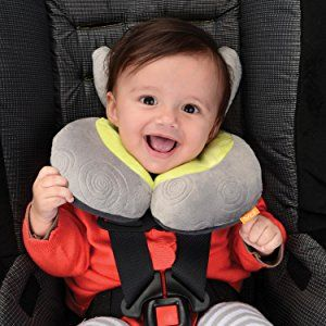best baby head support for car seat
