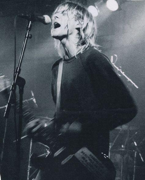 kurt cobain♥♥
