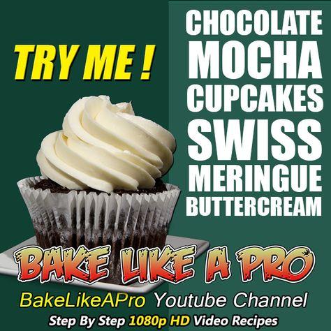 Chocolate Mocha Cupcakes Recipe ►►► CLICK PICTURE for video recipe