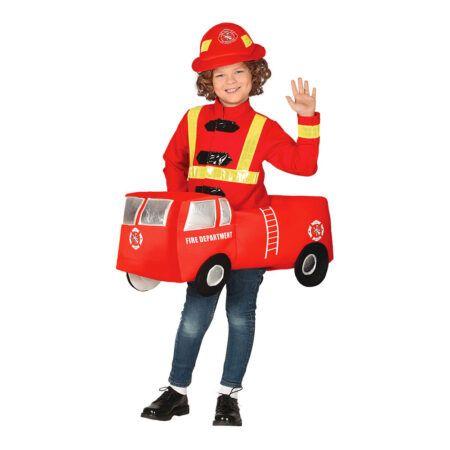 Brandmand Udklaedning Til Born I 2020 Brandmand Kostumer Brandmaend