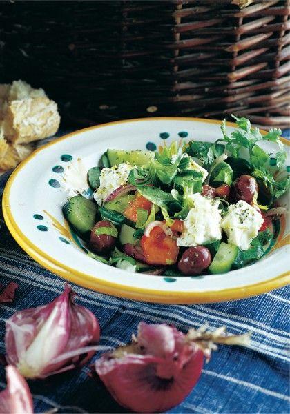 Recipe Cypriot Salad