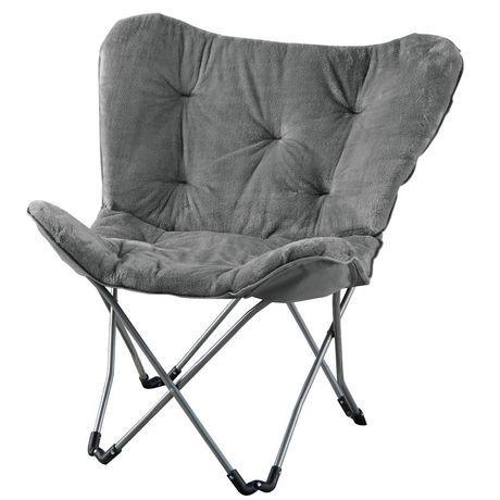Mainstays Butterfly Folding Chair Walmart Canada Butterfly