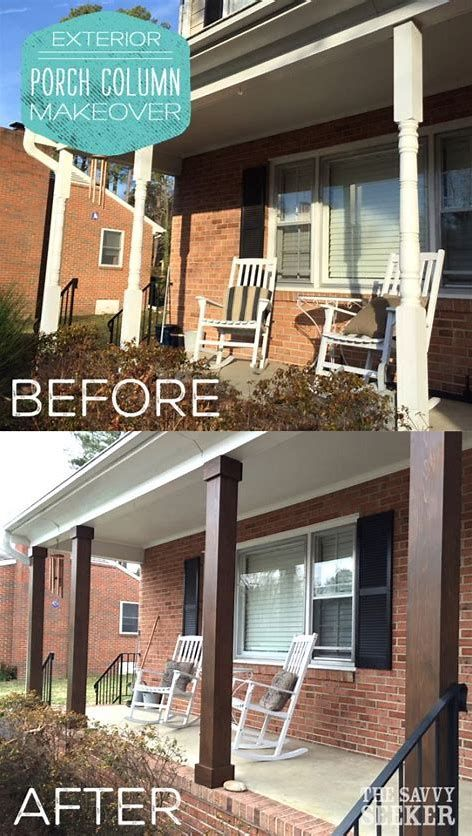 Image Result For Cedar Columns Front Porch Posts Porch Remodel