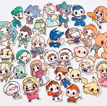Studio Ghibli Stickers In 2019 Stickers Cute Stickers