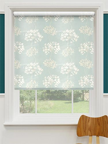 Choices Rosedale Duck Egg Roller Blind From Blinds 2go House