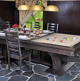 Moderna Pool Table Convertible Dining Table   Use J/K To Navigate To  Previous And Next Images | Home Style | Pinterest | Pool Table, Convertible  And Game ...