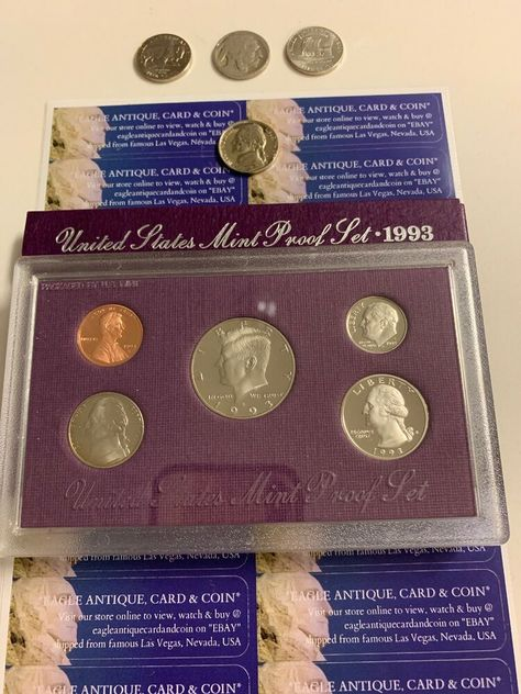 1971 Canada Prooflike Set One Uncirculated Coin Mint Set 1