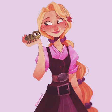 can't wait until season 2 #tangledtheseries ☀️☀️☀️
