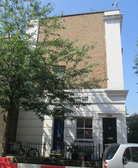 The home of film composer James Bernard