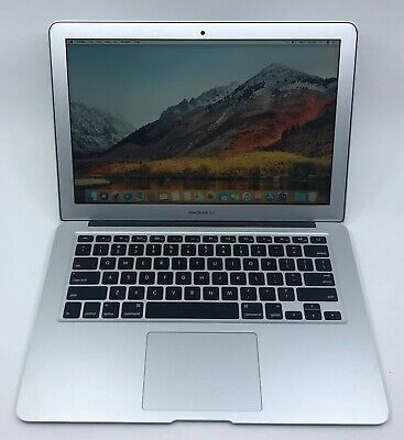 Apple Macbook Air 13 Inch Early 2014 1 4 Ghz Intel Core In 2020 Apple Laptop Macbook Air 13 Inch Apple Macbook Air