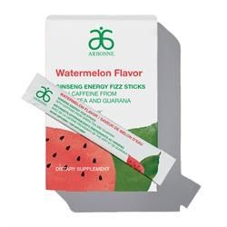 New Limited Edition Ginseng Energy Fizz Sticks Watermelon Flavor 2112 Arbonne In 2020 Fizz Sticks Fizz Ginseng