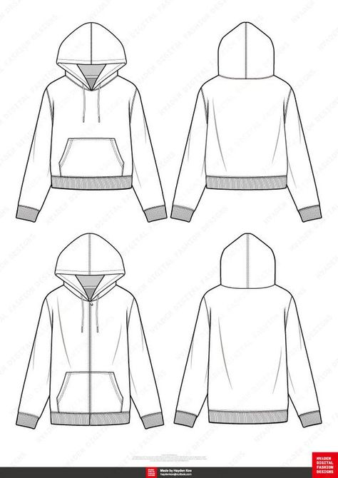 9449+ Download Mockup Hoodie Depan Belakang Psd for Branding