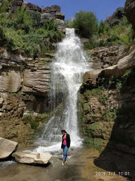 Tavaksay Waterfalls | Travel with Rano