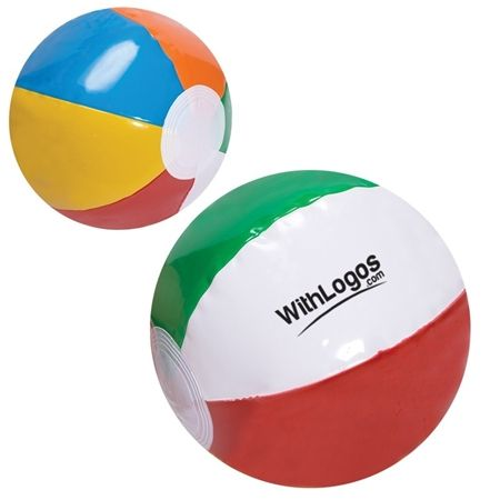 Beach Balls Are A Great Promotional Product To Brand With Your