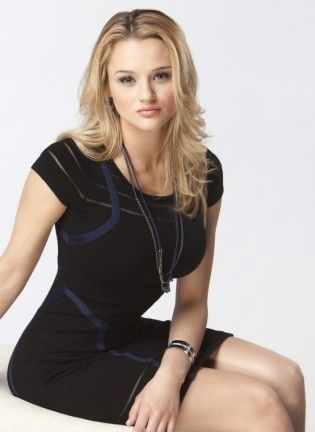Hunter King is a Good Actress on the Young and the Restless