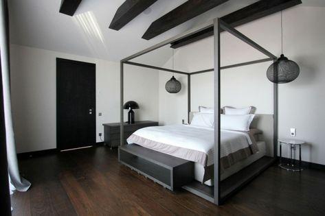 Traumhäuser Penthouse Design Im Monochromen Stil Von Ramuna