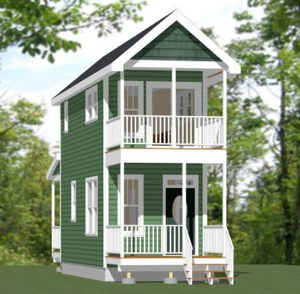 Concrete Tiny House Plans 10x28 tiny house -- #10x28h3a -- 475 sq ft - excellent floor plans