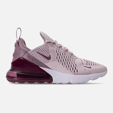 Right view of Women s Nike Air Max 270 Casual Shoes 1f4089321a