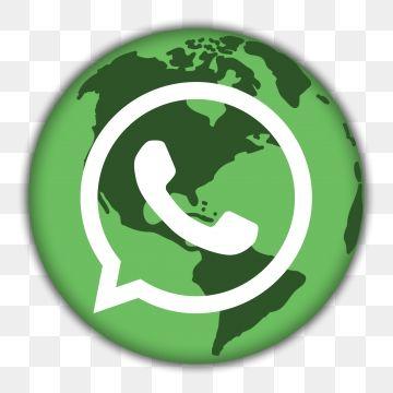 Logotipo Do Whatsapp Com A Terra Icones Whatsapp Logo Icones Imagem Png E Psd Para Download Gratuito Logo Design Free Templates Social Media Icons Logo Design Free