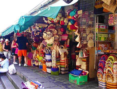 Port Louis Market   Port louis, Mauritius, Mauritius island