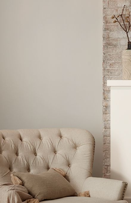 Find Warm Buff As Tempered Gray 4004 1a At Lowe S Moon Shot Vr095d At Ace Hardware And Mo Warm Grey Paint Colors Paint Colors For Living Room Warm Grey Walls