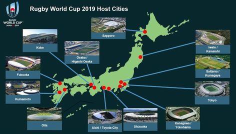 Coupe Du Monde De Rugby 2019 Au Japon Comment Y Aller Ou Loger