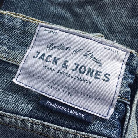 JACK&JONES BRAND LABEL