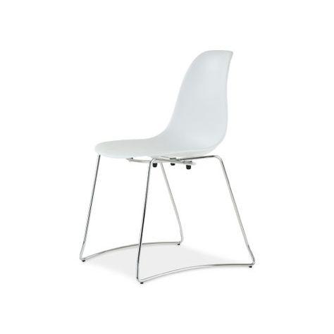 Outlet Design Stoelen.Stack Stoel Wit Design Stoelen Outlet Design Chairs Stoelen