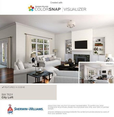 6 Great Gray Paint Colors To Use In Your Home Living Room Grey Country House Decor City Loft Sherwin Williams