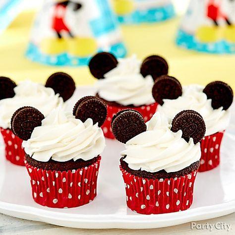 Mickey First Birthday Cupcakes Idea cupcakes decoration hochzeit ideas ideen recipes rezepte cupcakes cupcakes cupcakes Mickey Cupcakes, Theme Mickey, Mickey 1st Birthdays, Mickey Mouse Clubhouse Birthday Party, Mickey Mouse Cake, Mickey Mouse Parties, Minnie Birthday, 1st Boy Birthday, Birthday Ideas
